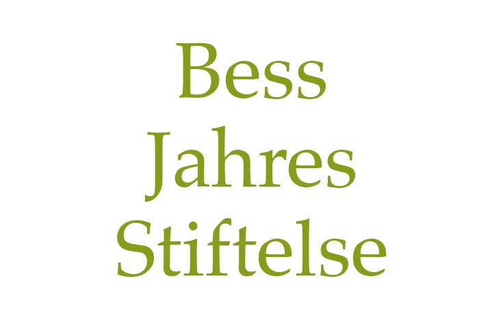 Les mer om Bess Jahres Stiftelse